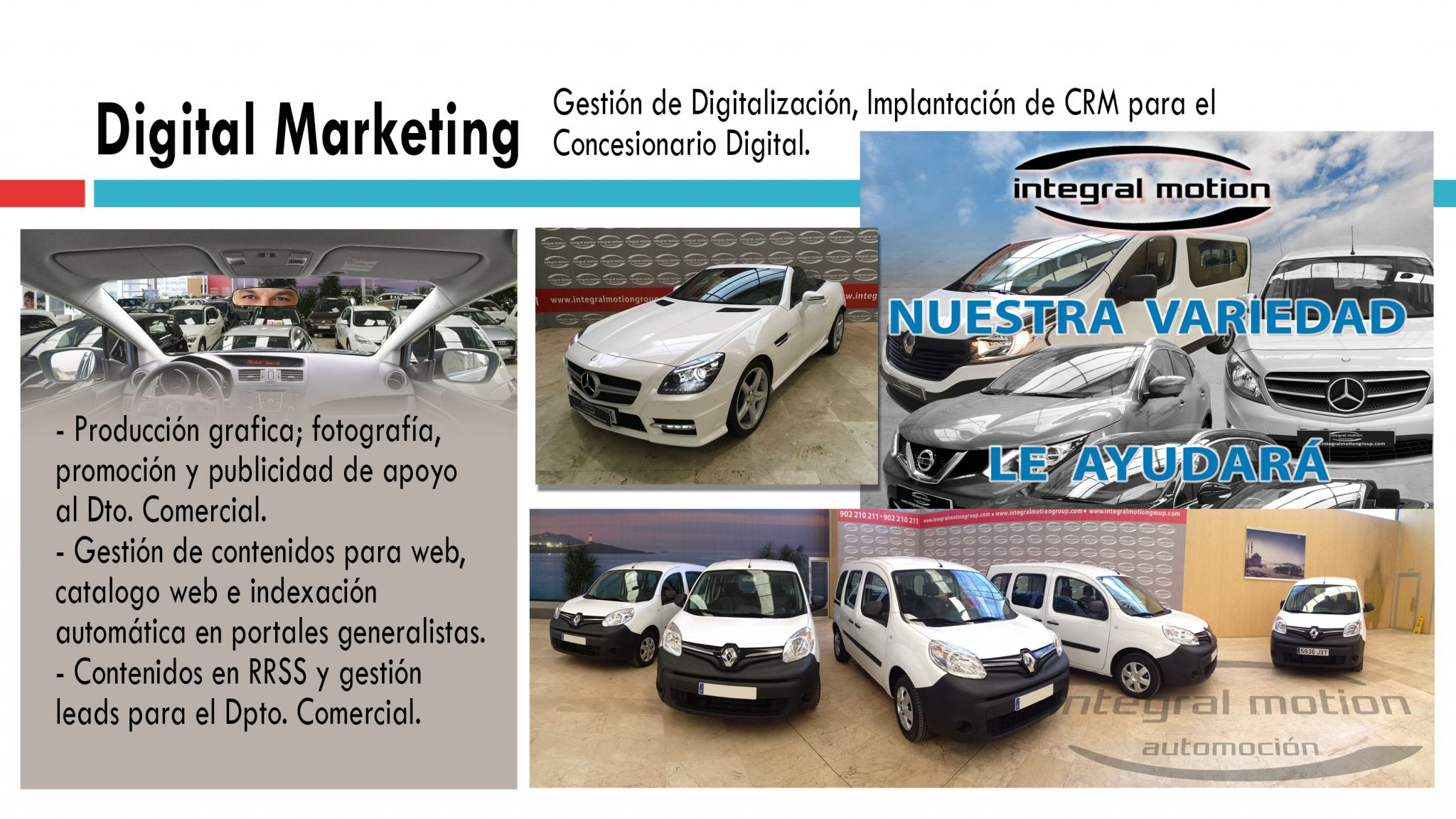 Digital marketing novasteam